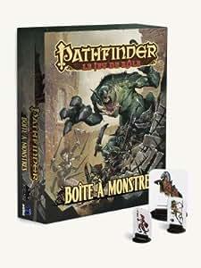 Pathfinder le Jeu de Rôle - Boîte à Monstres