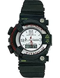 NEW SPORT BIG S SHOCK WHITE DIAL ANALOG AND DIGITAL WATCH FOR BOYS USE FOR FORMAL AND CASUAL WITH THE BEST DEAL...