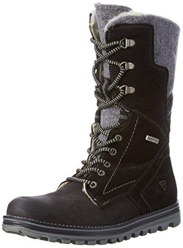 Tamaris 26269, Sneaker Haute Femme Noir (Black Comb 098)