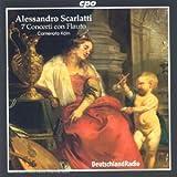 Scarlatti : 7 Concerti Con Flauto