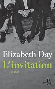 L'invitation par Elizabeth Day