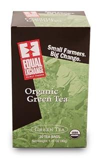 Equal Exchange Green Tea (6/20 BAG)