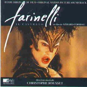 Farinelli Il Castrato - Klassische Buch Kostüm
