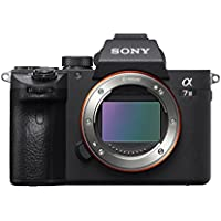 Sony ILCE7M3B Full Frame Mirrorless Compact System Camera Body - Black
