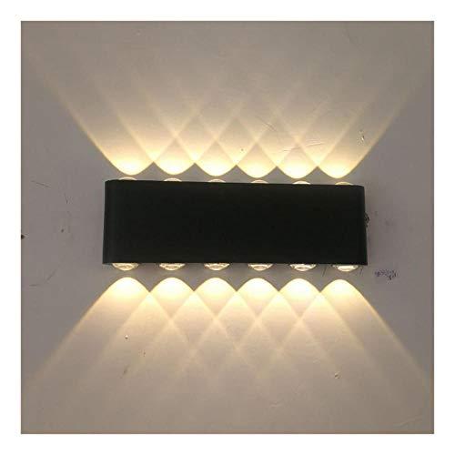 - Beleuchtung 2-licht-side-mount (LED Wall Lam Indoor Outdoor Moderne WandleuchteWasserdichte Wandleuchte Up und Down Wall Wash Lichter für Wohnzimmer Schlafzimmer Badezimmer)