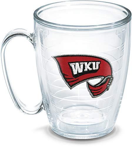 Tervis Tasse, 473 ml Western Kentucky University 16 oz farblos -