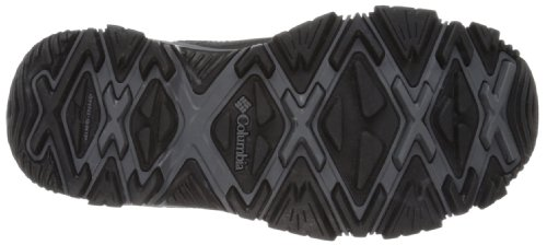 Columbia Liftop Ii Herren Halbschaft Stiefel Schwarz (Black, Charcoal 010)