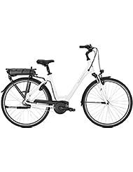 E-Bike Kalkhoff Jubilee B7 Advance 7G 13,4 Ah Wave 28' Freilauf white glossy