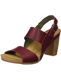 El Naturalista N5020 Ibon Kuna, Zapatos de Tacón con Punta Abierta para Mujer