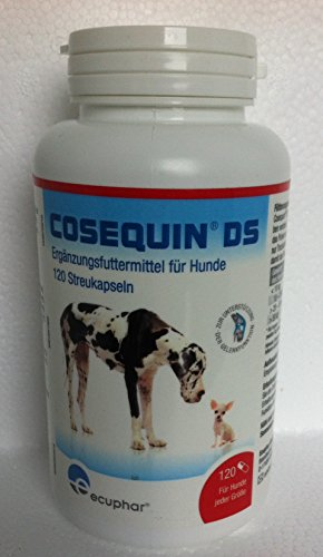 Cosequin DS 120 Streukapseln (Cosequin Hund)