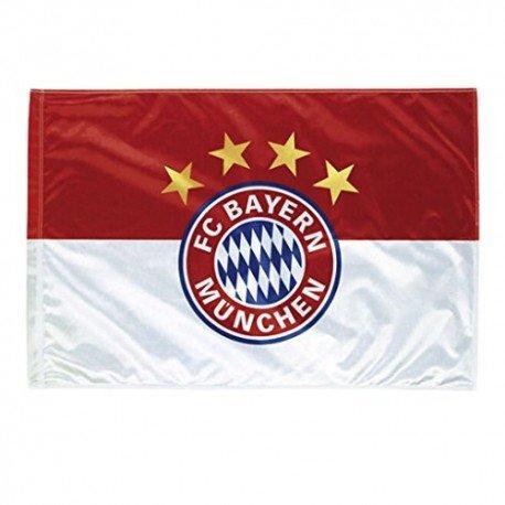Drapeau Logo 90x 60cm Fc Bayern München Munich–rapeau/Bandera/Flag/drapeau/bannière
