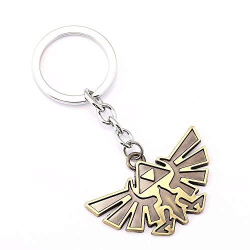 Von Zelda Schlüsselanhänger Link Schlüsselanhänger Für Geschenk Chaveiro Auto Schlüsselanhänger Schmuck Spiel Schlüsselanhänger Souvenir ()