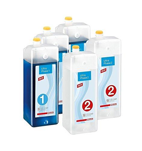 Miele Kartuschenset UltraPhase 1 und 2 Waschmaschinenzubehör -