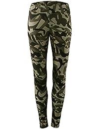 Amazon.es  pantalon camuflaje mujer - jldn  Ropa 9bc6dddf852c