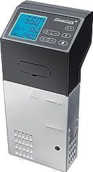Steba SV 100 PROFESSIONAL Sous-Vide Garer Pumpleistung 7.5 L / Min, 1500 W, schwarz, Edelstahl