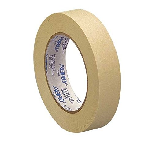 Abro Masking Tape, 2 inches - Pack of 3