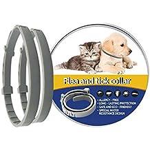 BENDER STARK Bayer Seresto Collar para Perros Repelente de Insectos Collar antimosquitos Collar para Perro para