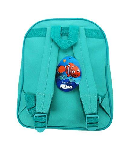 Disney Zainetto per bambini, Aqua (Turchese) - DORY001006