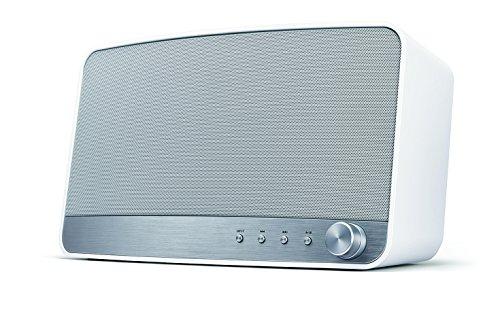 Pioneer MRX-5-W Wireless Multiroom Lautsprecher (WLAN, Bluetooth, Integrierter Chromecast-Technologie, DTS Play-Fi, Spotify Connect, Deezer, Tidal, TuneIn Internetradio, Remote-App) Weiß