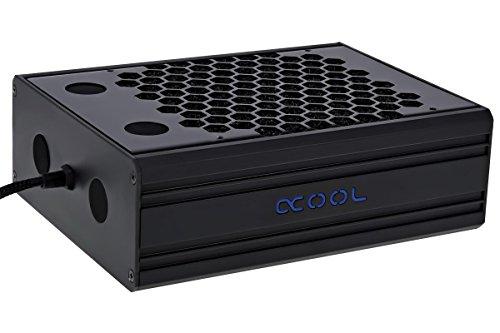 Alphacool Eisbrecher Pro XT45 Full Copper 120mm Radiator, schwarz -