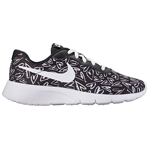 Nike Tanjun Print GS 833668-003 Kinderschuhe Schwarz