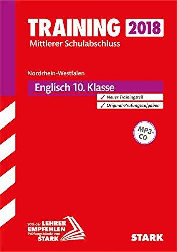 Training Mittlerer Schulabschluss NRW - Englisch, mit MP3-CD