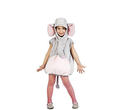Car&Gus Disfraz de Elefante Peluche para niños