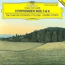 Schubert : Symphonies n° 5 et n° 6