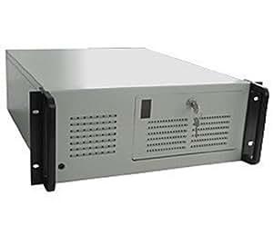"""Lindy 20806 Boîtier ATX serveur pour rack 19"""" 4U 500 W ATX"""