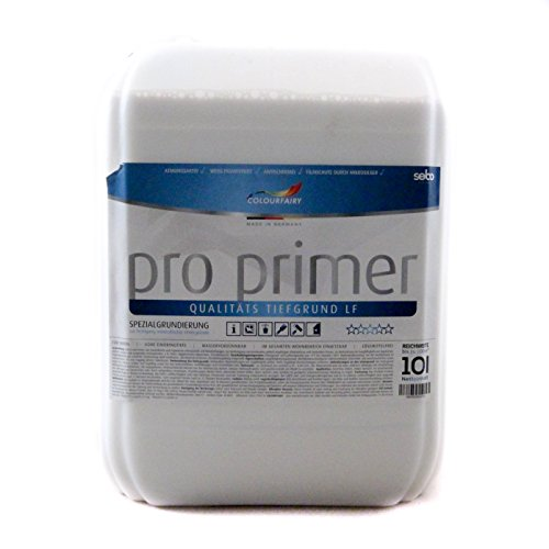 10l Pro Primer - Qualitäts Tiefengrund LF Test
