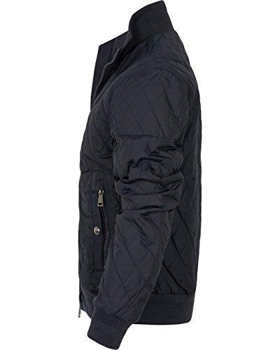Buy Polo Ralph Lauren Mens Radar Quilted Bomber Jacket Mill Navy D2