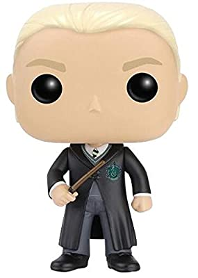 Harry Potter Draco Malfoy Vinyl Figure 13 Figurine de collection