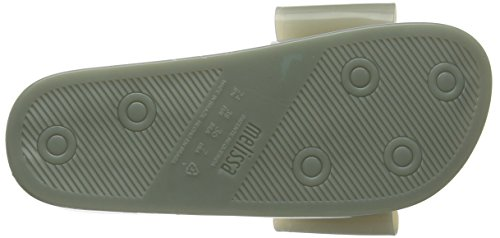 Melissa Damen Beach Slide Bow 18 Hohe Hausschuhe Grey (Cloud)