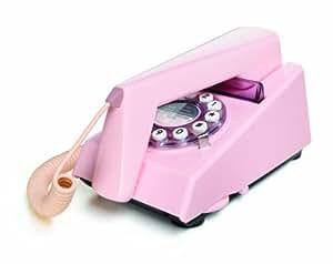 Retro Telephone - TrimPhone - Pink