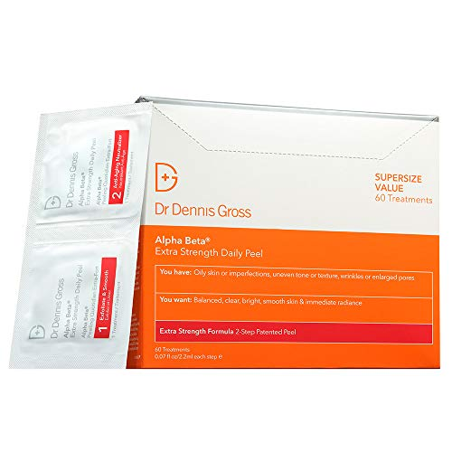 Dr Dennis Gross 13776108701 Extra Fort Alpha Beta Peel - 60 applications,