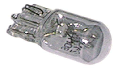 Rational Glühlampe für Kombidämpfer CM201, CM101, CM62, CM20, CM6 T10 24V 2W Länge 28mm ø 10mm