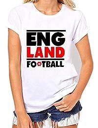 Camiseta de Manga Corta con Estampado de Mujer, ❤️Absolute Mujer Moda Redondo Algodón Camiseta