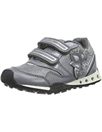 Geox Jr New Jocker Girl A, Zapatillas Para Niñas