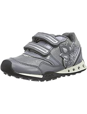 Geox Jr New Jocker Girl a, Zapatillas Niñas