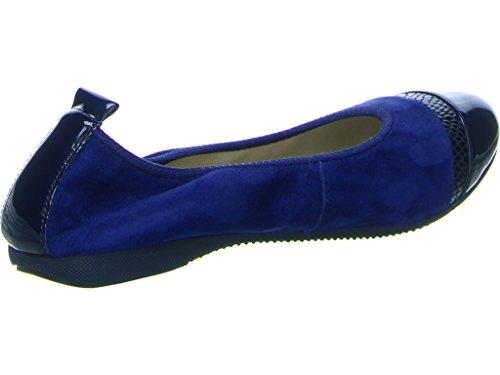 La Ballerina 6192-130, donna Blau