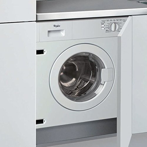 Whirlpool AWOA7123 Built-In Washing Machine - White