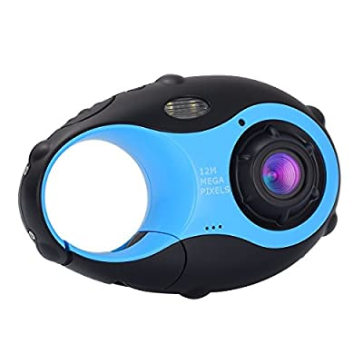 Upgrow Kids Camera Mini Portable Digital Video Cameras for Kids Rechargeable HD Video Recorder Camcorder Camera for Boys Girls