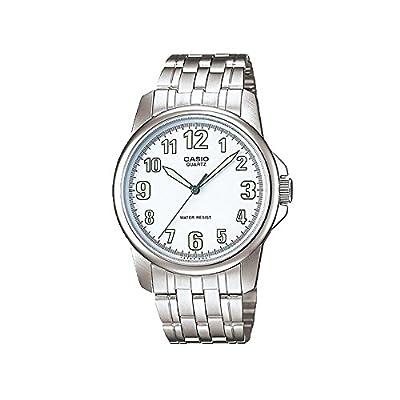 Reloj Casio Mtp-1216a-7b Analógico Caballero Resistente al agua