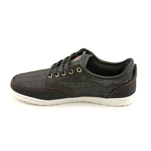 Etnies Shoes - Etnies Dory Shoes - Black/White/... Black-White-Burgundy