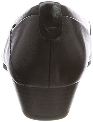 Jana Damen 22200 Pumps Schwarz (black Nappa)