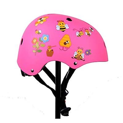BOLDCUBE Kids Scooter Helmet - Adjustable Headband - Cycling & Skating - Boys & Girls Age 5-13 by BOLDCUBE