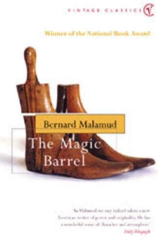 the magic barrel literary analysis