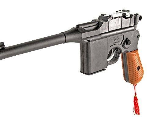 Nick and Ben Softair Kugel Pistole M321 (Mauser Pistole)