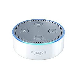Amazon Echo Dot (2nd Generation), White