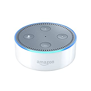 Amazon Echo Dot (2. Gen.) Intelligenter Lautsprecher mit Alexa, Weiß (B01DFKC22A) | Amazon Products